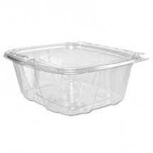 Dart ClearPac Containers, 6.4 x 2.6 x 7.1, 32 oz., 200/Carton