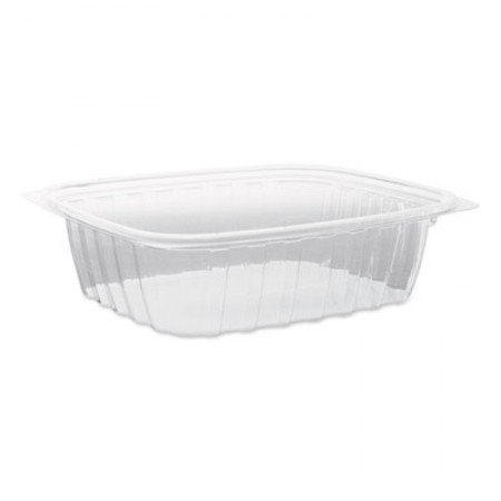 Dart ClearPac Container Lid Combo-Pack, 7-1/2 x 6-1/2 x 2, 24 oz., 252/Carton