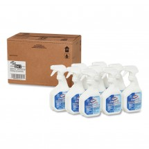 Clorox Clean-Up Disinfectant Cleaner with Bleach, 32 oz, 9/Carton
