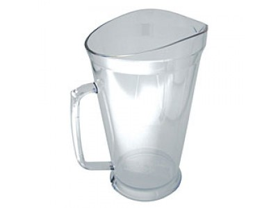 Co-Rect BP6005C Plastic Beverage Pitcher 60 oz.