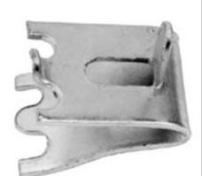Component Hardware 311123 Pilaster Clip