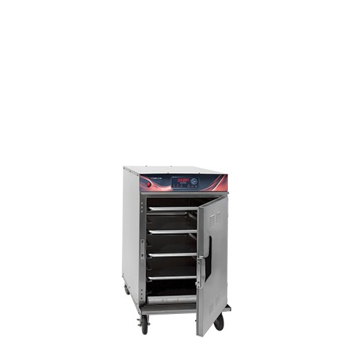 CresCor 1000-CH-SS-SPLIT-DE Half Size Cook and Hold Cabinet