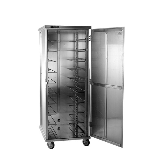 CresCor 103-UA-13D Non-Insulated Universal Angle Mobile Enclosed Cabinet