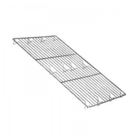 CresCor 1170-030-SS Heated Cabinet Wire Shelves