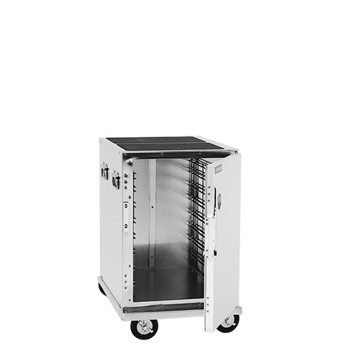 CresCor 309-128C Mobile Enclosed Cabinet