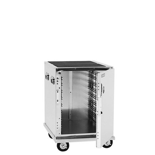 CresCor 309-1813C Mobile Enclosed Cabinet