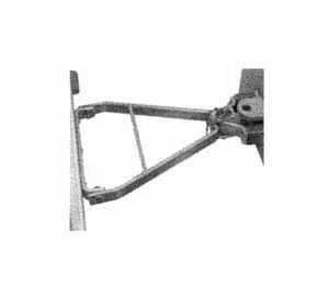 CresCor 6959 Tow Bar Assembly