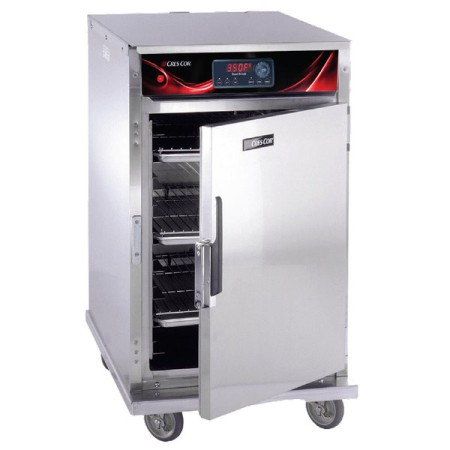 CresCor CO-151-H-189DE Half-Size Mobile Cook and Hold Cabinet