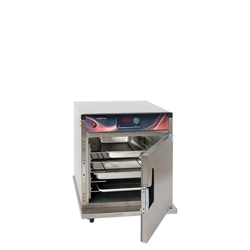 CresCor H-137-SUA-5D Insulated Undercounter Stainless Steel Heated Cabinet