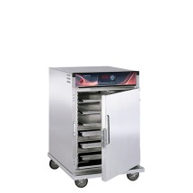CresCor H-137-SUA-6D Half Size Insulated Mobile Cabinet with Top Heater