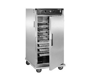 CresCor H-137-UA-9CZ Mobile Heated Correctional Cabinet