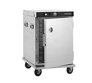 Crescor H-339-12-188C Mobile Heated 1/2 Size Cabinet