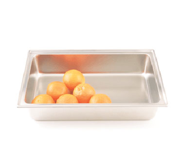 Crestware 5004WP Full Size Chafer / Steam Table Dripless Water Pan