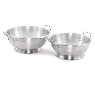 Crestware ACOL13 Heavy Duty Footed Colander 13 Qt.