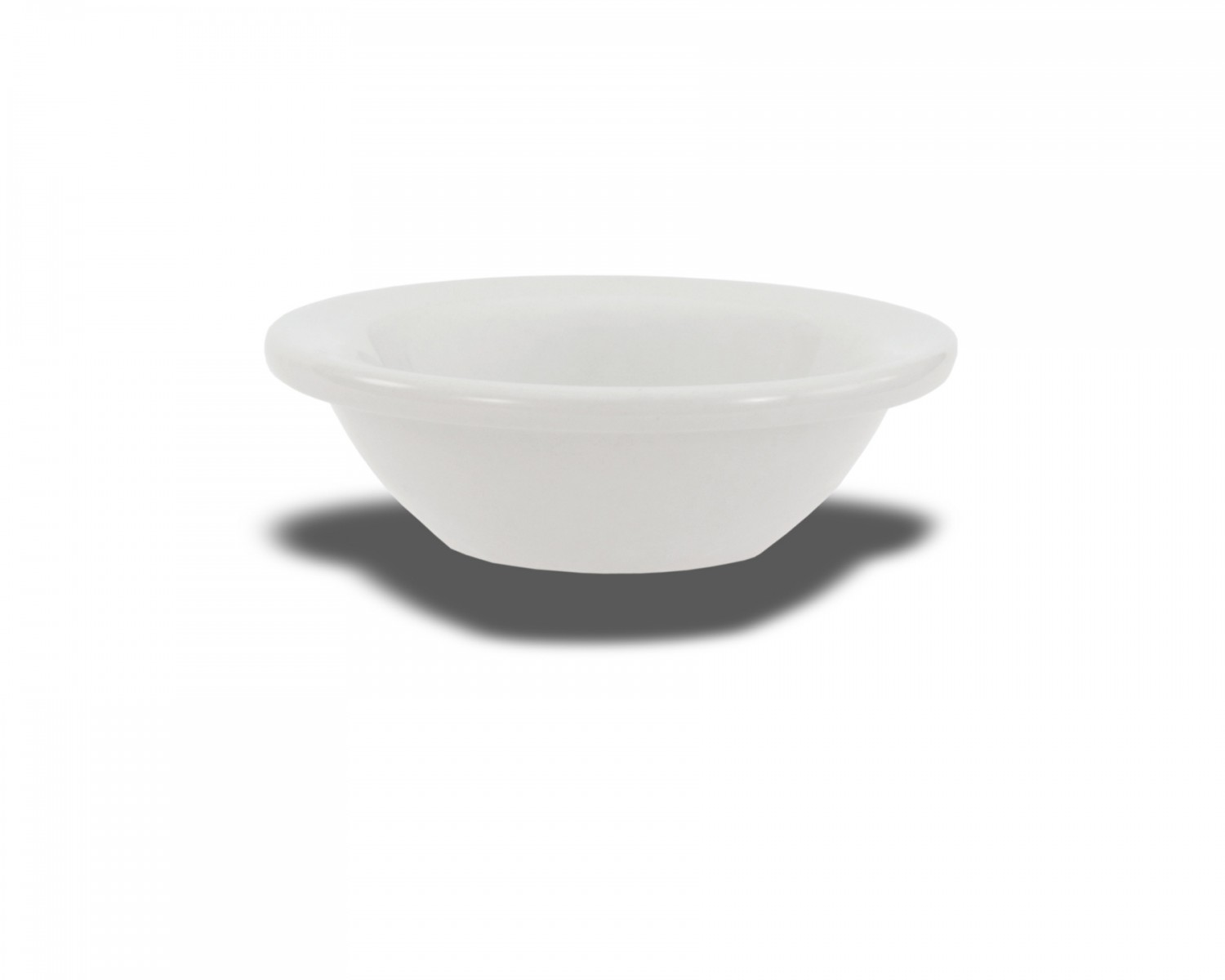 Crestware AL31 4 oz. China Fruit Dish - 3 doz