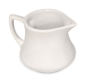 Crestware AL72 3.75 oz. Creamer - 3 doz