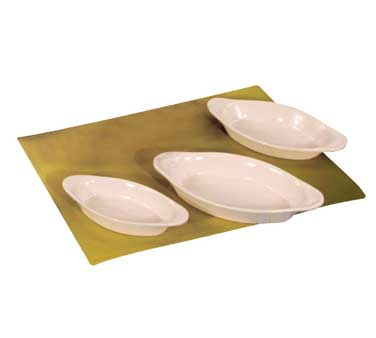 Crestware AL92 8 oz. China Rarebit - 3 doz