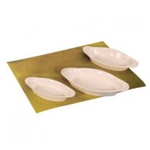 Crestware AL93 Alpine White China Rarebit 12 oz. - 3 doz