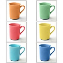 Crestware BP16 Bay Pointe Mug 8.5 oz. - 3 doz