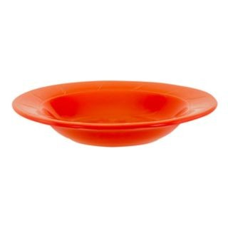 Crestware BP61 12 oz. Rim Soup Bowl - 2 doz