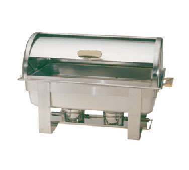 Crestware Chart Deluxe Roll Top Rectangular Chafer