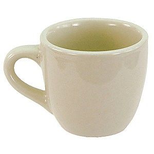 Crestware CM10 3.5 oz. China Cup - 3 doz
