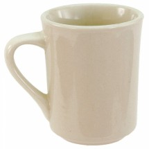 Crestware CM16 8.5 oz. China Brawny Mug - 3 doz