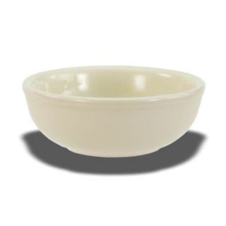Crestware CM34 Dover White Nappie Bowl 15 oz. - 3 doz
