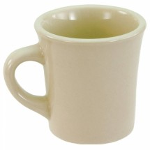 Crestware CM41V 9.5 oz. China Mug - 3 doz