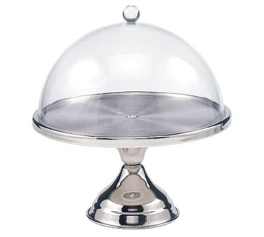 Crestware CS Stainless Steel Cake Stand 13""