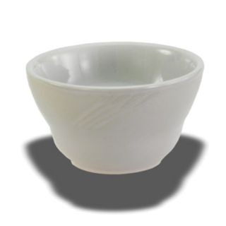 Crestware FR12 8 oz. China Bouillon Cup - 3 doz