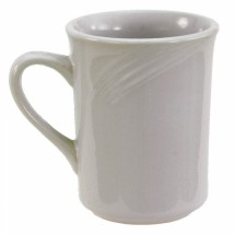 Crestware FR16 8 oz. China Mug - 3 doz