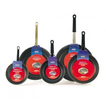 """Crestware FRY07S Teflon Fry Pan with Dupont Coating 7-1/2"""""""