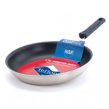 Crestware FRY08XIH Coated Induction Efficient Fry Pan 8-1/2""