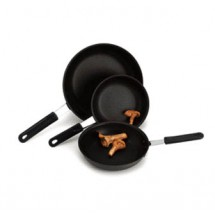 """Crestware FRY10AXH Black Pearl Anodized Fry Pan 10-3/8"""""""