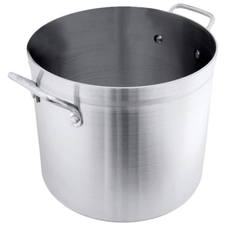 Crestware HPOT40 Heavy Duty Stock Pot 40 Qt.