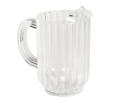 Crestware P32 Plastic Water Pitcher 32 oz.