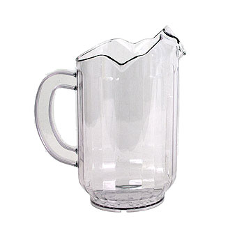 Crestware P60SP 60 oz. Pitcher