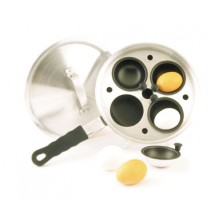Crestware POA Complete Egg Poacher Set