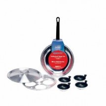 Crestware POAP Egg Poacher Complete Set