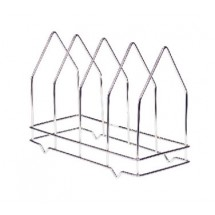 Crestware PSR 4 Section Pizza Screen Rack