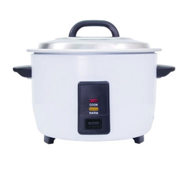 Crestware RC30 Electric 30 Cup Rice Cooker