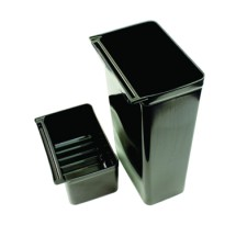 Crestware RTB Refuse & Silverware Bin Set