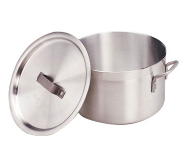 Crestware SAUC28 Aluminum Cover for Sauce Pot 28 Qt.
