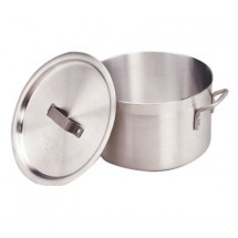 Crestware SAUC8 Aluminum Sauce Cover for Pot 8 Qt.