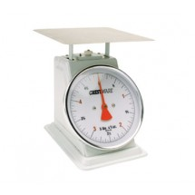 Crestware SCA802 Heavy Duty Scale 2 lb. x 0.125 oz.