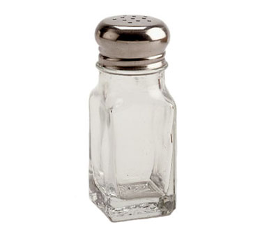Crestware SHKR52M 2 oz. Square Glass Shaker
