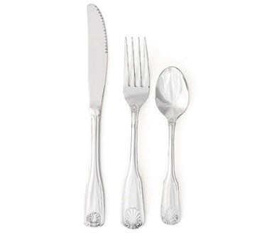 Crestware SHL225 Shelby Extra Heavy Weight A.D. Spoon - 1 doz