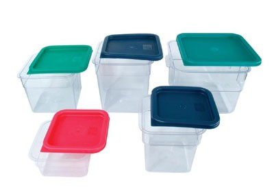 Crestware SQCL24 Lid For 2 & 4 Qt. Containers