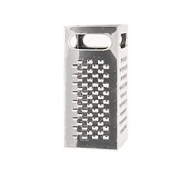 Crestware SSG1 Stainless Steel Straight Sided Grater